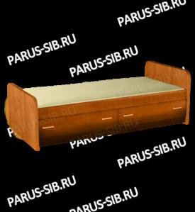 Кровать «Сон-Sleep» (ольха)