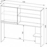 Надстройка-520x520 для стола