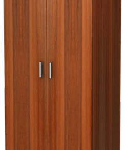 Шкаф «Пегас 2 ЭКО»(венге/дуб)