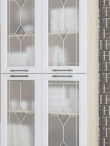 прованс шкаф для посуды кар