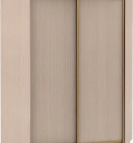 16890 Шкаф купе Угловой, корпус Дуб молочный, двери ДСП