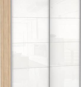 Шкаф купе 2 двер. «Эста» двери 8 зеркал