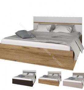 Модульная система  «Нэнси» Кровать 1.60 м Цена указана без основания!