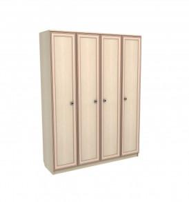 Шкаф 4х дверный  «Классика» 4.2( дуб выбеленный)