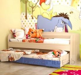 Детская «Глобус 1″ (кровать)