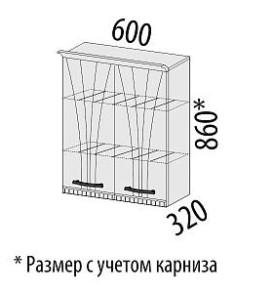 Шкаф-сушка Афина 18.01