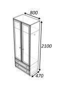 шкаф 2.2.1