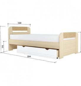 Детская «Стиль 1200.3″ Кровать