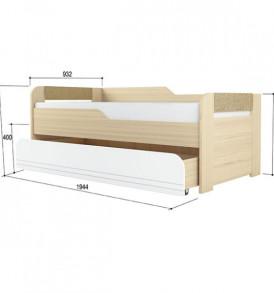 Детская «Стиль 900.1″ Кровать 2-х уровневая