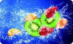 Стол обеденный «Ланч» (венге/фрукты)