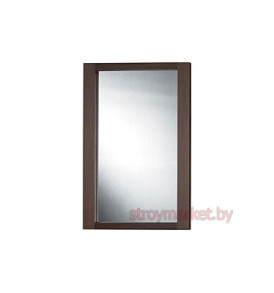 Зеркало «Квадро-2″ (вишня)