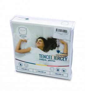 Чехол на матрас 1400*2000 Tencel Jercey