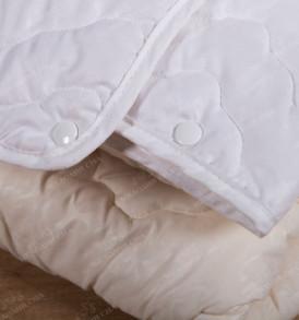 Одеяло Duet Compact овечья шерсть/хлопок (140×205)
