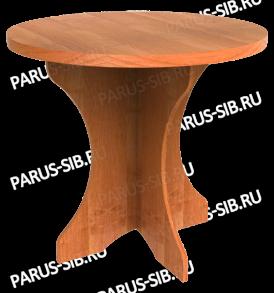 Стол обеденный «Круглый»  (венге)