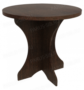 Стол обеденный «Круглый»  (дуб млечный)