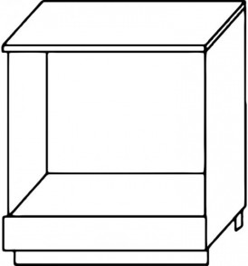 Кухня «Агава»МДФ  НПЛ 600( лиственница светлая или темная)- модульная