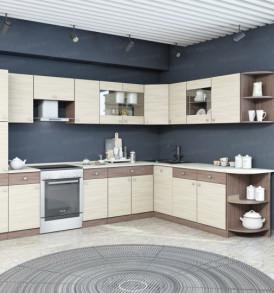 Кухня «Шимо»  ЛДСП  Шкаф над вытяжкой  Газ-500