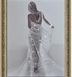 Картина Аделина 60-80 14980р