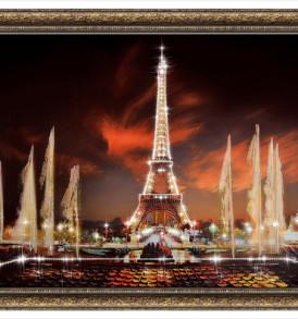 Картина Сердце Чечни