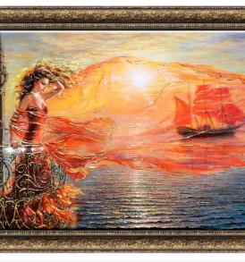 Картина Мечта 60-90 17950 р