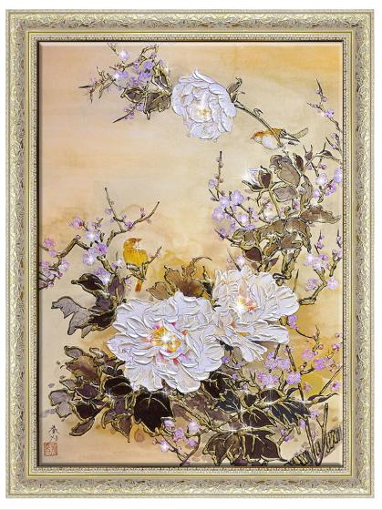 Картина Весенняя нежность 1 65-90 15970р