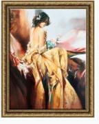 Картина Золотое сияние 60-80 13980 р