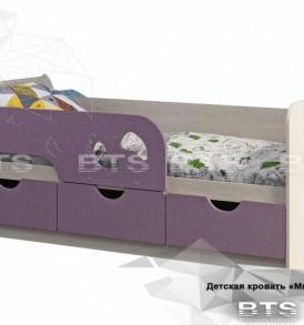 Детская кровать » Минима   Лего с ящиками 1,86″