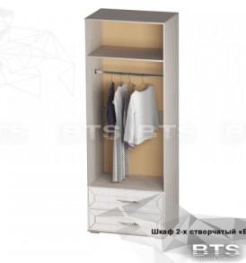 Гостинная » Британика» Шкаф 2х дверный