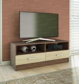 Тумба TV1 ясень шимо-1200x800