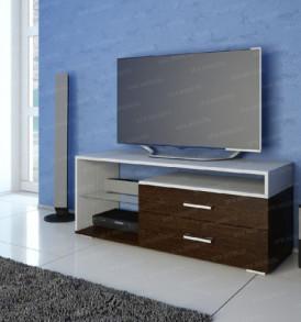Тумба TV2 венге лоредо-1200x800