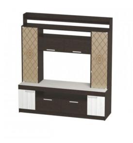 Гостиная  «Фиеста» Шкаф 2х дверный- модульная