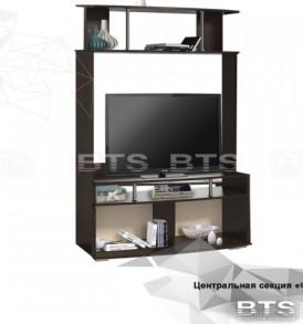Гостиная  » Флоренция » — Центральная секция -Тумба ТВ- модульная