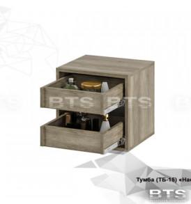 Модульная система «Наоми» Тумба прикроватная ТБ-15