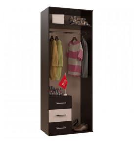 Шкаф с  зеркалом «Белла» 2х дверный