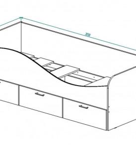 Кровать для детской» КР-3″
