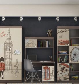 Шкаф для детской » Лондон»