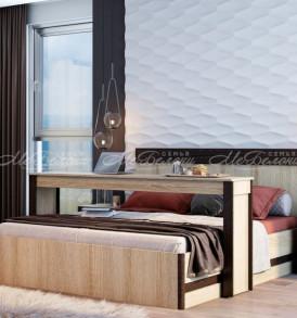 Модульная система «Либерти» Кровать 1,60