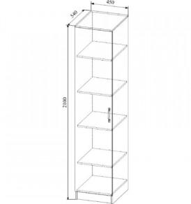 Модульная система » Софи» Пенал СШП 450.1