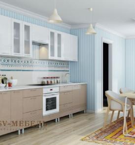 Кухня «Волна» Стол рабочий С 350