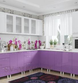 Кухня «Волна МДФ» Модуль под стиральную машину МС 600
