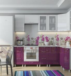 Кухня «Волна МДФ» Стенка для стиральной  машины БС874/150