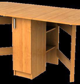 Стол — Тумба с дверкой  «Ушастик»  (шимо светлый)