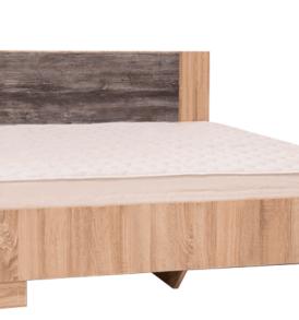 Спальня  «Лагуна-2″ Кровать двойная 1,60