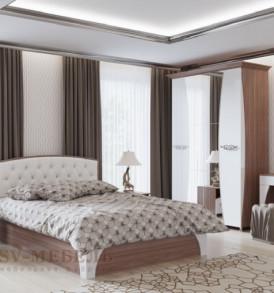 Спальня  «Лагуна- 7″  Угловое окончание