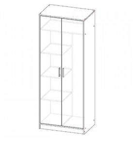 Спальня  «Эдем-5″ Шкаф 2х дверный