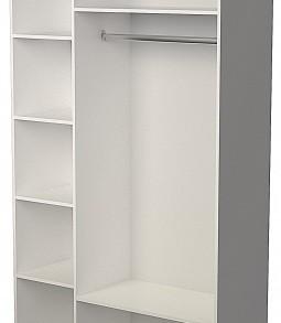 Спальня  «Версаль» Шкаф 3х дверный  ( белый глянец)