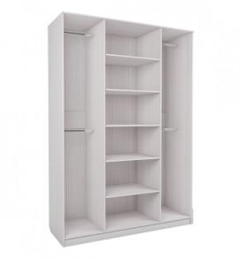 Шкаф «Азалия 24» МДФ (бодега белый)