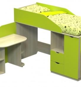 Кровать детская  «Чердачок»