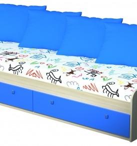 Модульная система «Радуга» Кровать