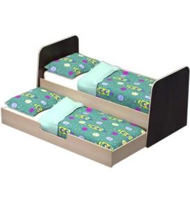 Кровать» Малыш» выдвижная